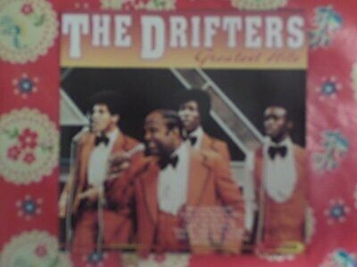 The Drifters - Greatest Hits - The Drifters CD A2VG The Cheap Fast Free Post The