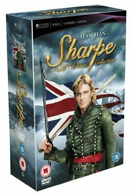 Sharpe Classic Collection (Digitally Remastered) [DVD] - DVD  Y6VG The Cheap