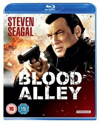Blood Alley [Blu-ray] - DVD  CEVG The Cheap Fast Free Post
