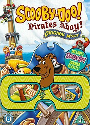 Scooby-Doo: Pirates Ahoy [DVD] [2016] - DVD  XYVG The Cheap Fast Free Post
