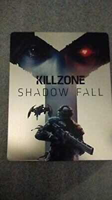 Killzone Shadow Fall Steelbox (PS4) - Game  56VG The Cheap Fast Free Post