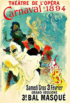 Countries Travel Poster Carnaval Panama CTP010 Art Print A4 A3 A2 A1