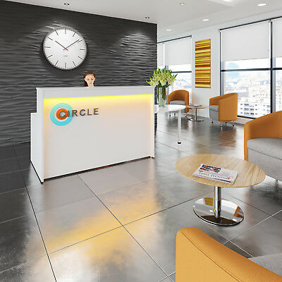 Reception desk counter new price includes vat
