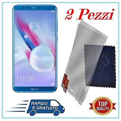 2 Pellicola Vetro Temperato Per Honor 9/Honor 10/Honor Lite/ Display Lcd