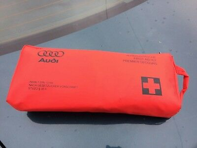 Audi Tt Mk1 8N Genuine First Aid Kit - 8N0 860 282