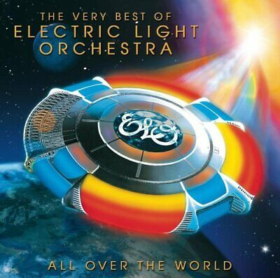 All Over the World: The Very Best of ELO: Electric Light Orchestra CD NEW