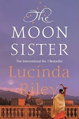 The Moon Sister (The Seven Sisters) by Lucinda Riley New Paperback Book