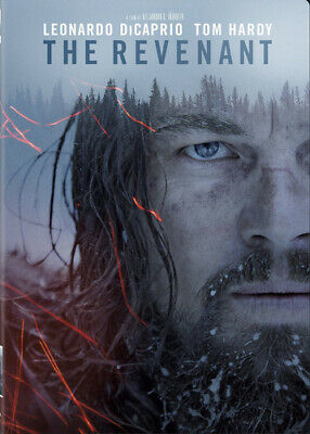 The Revenant (2015 Leonardo DiCaprio) DVD NEW