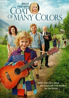 Dolly Parton's Coat of Many Colors (Alternate Version) DVD NEW
