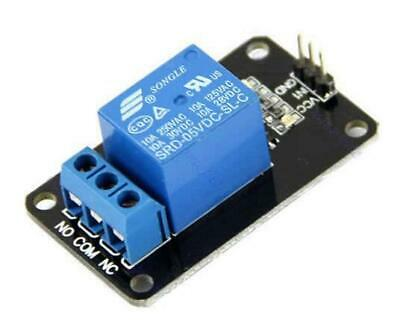 Modulo Rele 5V 10A 1 Canal Pic Avr Dsp Arduino Brazo Electronico 1Canal Relay