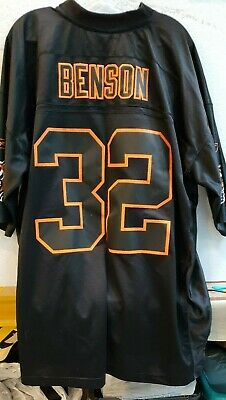 60be2d90 VINTAGE REEBOK CINCINNATI Bengals Corey Dillon Medium Football ...