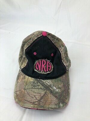 NRA National Rifle Association *URBAN DIGI CAMO /& BLACK* TWILL HAT CAP NEW NR19