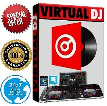 Atomix Virtual DJ Pro Infinity 8.2 🔐 ACTIVATION 💯 🔐 FAST DELIVERY 📩