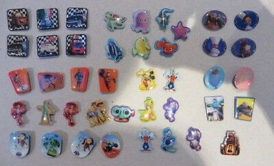 Pins Pin's Disney officiels - gros lot - plus de 40 - over 40 - new