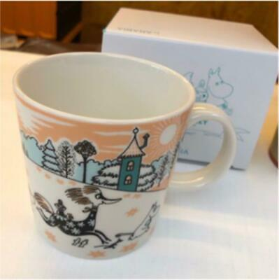 Limited Moomin Mug Arabia mug cup 2019 Moomin Valley Park Japan