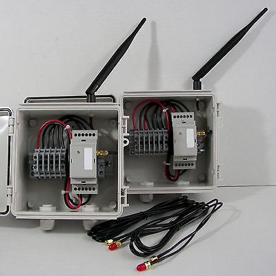 Remote Control System - Wireless Industrial Remote Control - Up to 3 Mile Use