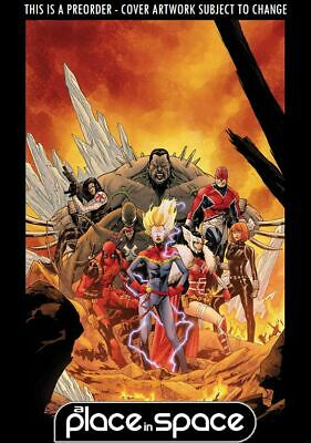 (Wk19) War Of The Realms: Strikeforce War Avengers #1A - Preorder 8Th May