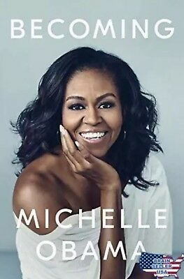 🔥🎁🔥👍Becoming by Michelle Obama Hardcover (Fast Shipping) Order Now Free Ship