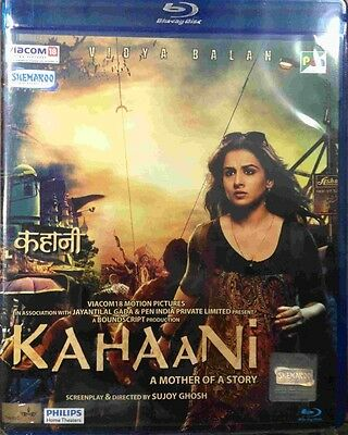 Kahaani - Vidya Balan - Bollywood Movie Special Edition Bluray Region Free