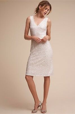 a6e5d9b727f NWT BHLDN ADRIANNA Papell Tribute Beaded Dress Size 4 -  199.99 ...