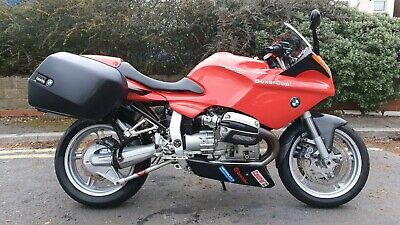 Bmw R1100s Low Mileage Hattech Full Custom Oval Exhaust No