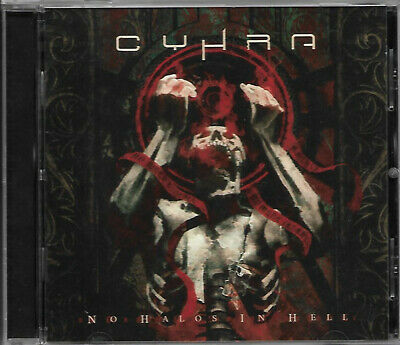 CYHRA No Halos In Hell 2019 CD (Melodic Metal/Hard) Amaranthe, In Flames members