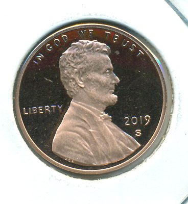 2019-S Proof Lincoln Cent