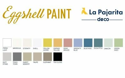 EGGSHELL PAINT LA PAJARITA 175 ml
