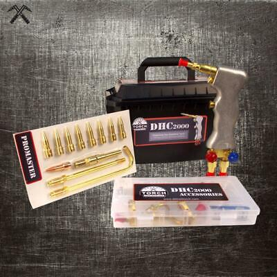 COBRA DHC 2000 WELDING AND CUTTING TORCH SYSTEM with PRO MASTER PAC
