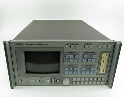 Wiltron 360B Vector Network Analyzer Display - 40MHz to 110GHz
