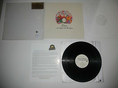 Queen a Night At The Opera DCC Rare Audiophile Analog 200g come Nuovo