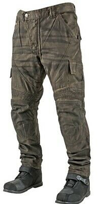 Speed & Strength Dogs Of War Armored Textile Pants Olive