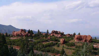 RedRock Ridgetop Retreat, Stunning Residential Site near Denver