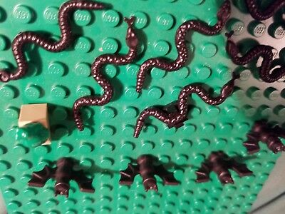 HALLOWEEN,CITY LEGO 2 GREEN FROG/'S HARRY POTTER,CASTLE