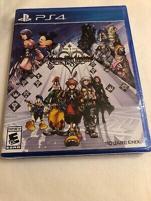 Kingdom Hearts HD 2.8 II.8 Final Chapter Prologue for Sony PlayStation 4 PS4 New