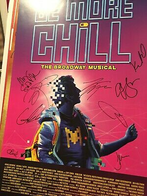 Be More Chill Broadway Bootleg 2019