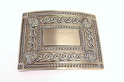 Antique Celtic  Buckle 4 Kilt & Sporrans & Kilts SALE OFFER