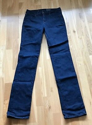 BNWOT Uniqlo Blue Jeans with Stretch Size 26/Approx Size 10/12 RRP £34.90