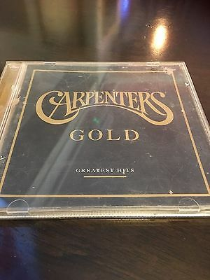 The Carpenters - Gold - Greatest Hits Cd - Only Yesterday / Top Of The World +