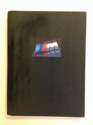 bmw m power dealership issue book rare collectable