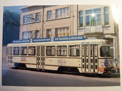 Photo  CP - TRAMWAY - Anvers - Voiture Tramway P.C.C - Série 2000-2165