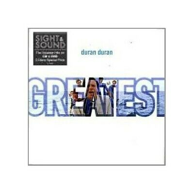 Duran Duran - Greatest [CD + DVD] - Duran Duran CD D8VG The Cheap Fast Free Post