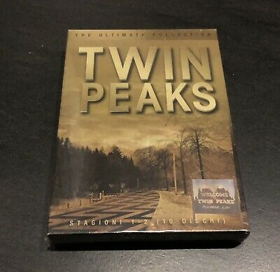 Twin Peaks The Ultimate Collection Dvd