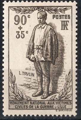 TIMBRE FRANCE année 1939 n°420 NEUF**