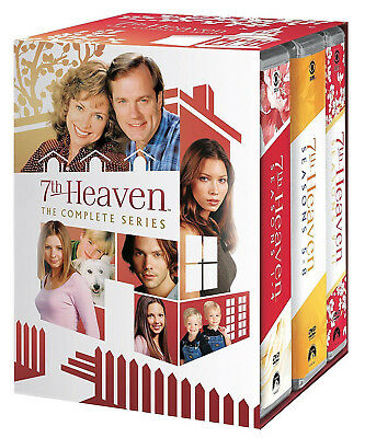 7th Heaven: The Complete Series [New DVD] , Boxed Set SERIES FREE SHIPPING