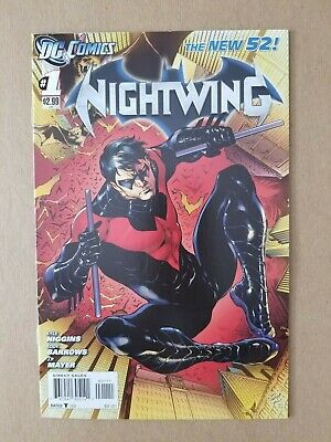 NIGHTWING #27 HIGH GRADE 9.2 DC THE NEW 52