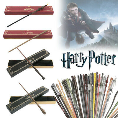 NEW Harry Potter Movie Wands Magical Wand High Quality Collection Gift Box Stick