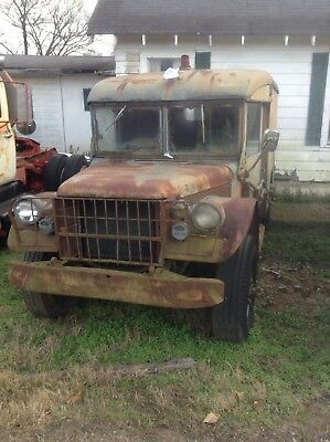 1952 Dodge Other  1952 Dodge  4 x 4 military troop carrier