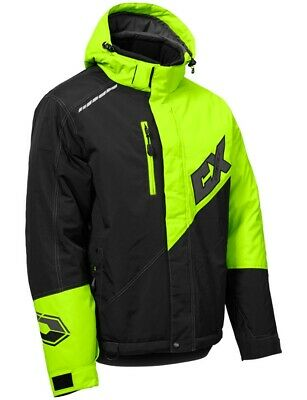 Castle X™ Men/'s Charge G2B Insulated Snowmobile Winter Jacket Hi-Vis 70-935/_