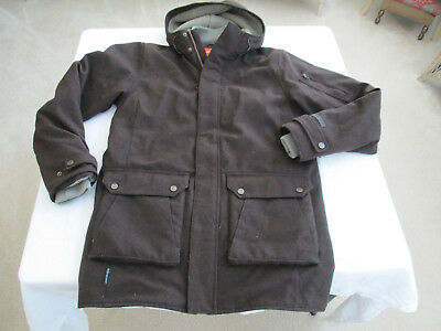 4ba44e8e5 MERRELL WOMEN'S OPTI-WARM Winter Jacket Coat Quilted Lined Sherpa Size M  Brown